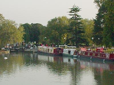 Canal Basin - Bancroft Gardens